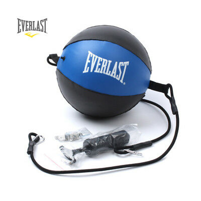 Everlast Speed Ball Boxing Fitness Double End Striking Punching Kicking Home Gym