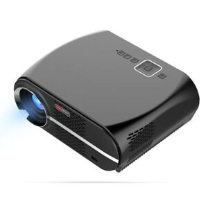 Vivibright GP100 HD Projector. Comes with 15Ft. HDMI cable.