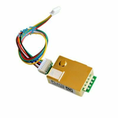 New Mh-z19b Infrared Carbon Dioxide Co2 Monitor Sensor Module Uart Pwm 0-5000ppm
