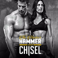 The Master's Hammer & Chisel ON SALE Get Sexy as Hell for Summer