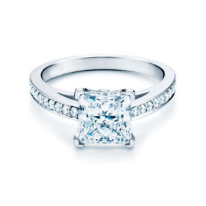 Bague de fiancaille - Grace - Tiffany & Co - 5.5