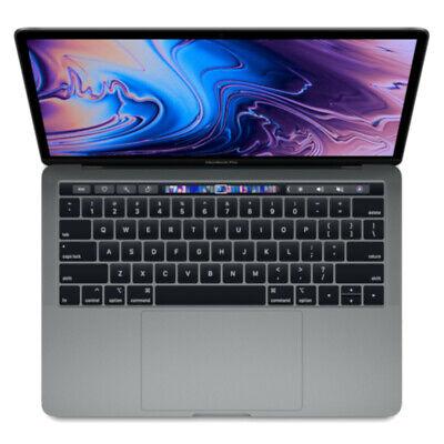 "Apple Macbook Pro i5 13"" MR9Q2LL/A (Touch/Mid 2018) 2.3 GHz, 8GB, 256GB Gray VGC"