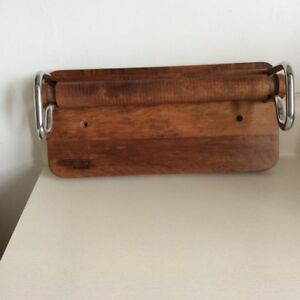 "PORTE PAPIER""DIMENSION BARIBOCRAFT"" PAPER HOLDER"