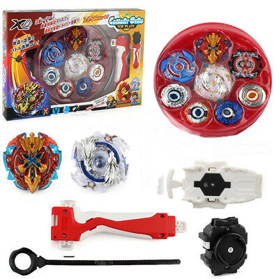 Beyblade Burst Evolution Kit Set Arena Stadium Spinning Toys Gifts Kids Battle](Plastic Toy)