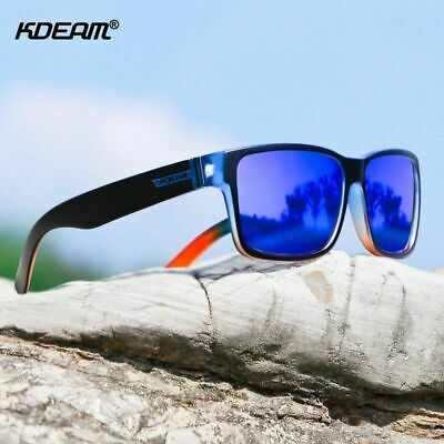 Gafas de sol Polarizadas, Kdeam KD505 C4 HD, UV 400, Polarized Sunglasses