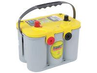 Optima Yellow Top Battery YTU 4.2 (8014-254) (BCI D34/78) YTU4.2 AGM
