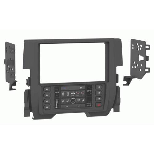 Metra 99-7821B Dash Kit for Honda Civic (Excluding LX models) 2016-2021