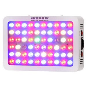 Optical Lens-Series 300W Full Spectrum LED Grow Light for Indoor