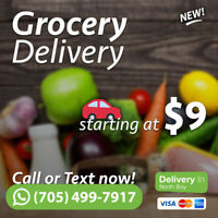 BEST GROCERY DELIVERY SERVICE   WITH CARE!!!