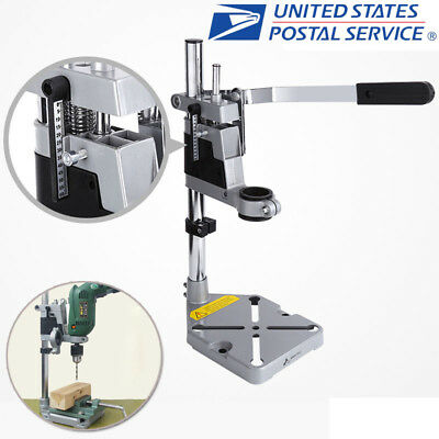 Universal Bench Clamp Drill Press Stand Workbench Repair for Drilling Collet US