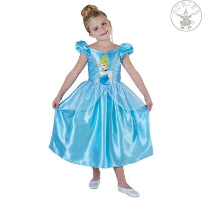 Rubies 3881849 - Cinderella Big Print Classic Mädchen - Rubies Cinderella Kostüme