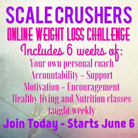 Online Weight Loss Challenge Starting June 6th