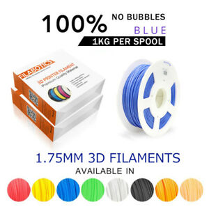 LOT OF 100 PCS. 3D FILAMENTS PLA, ABS 1 KG MIX COLORS - LOT SALE