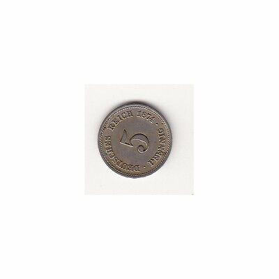 Deutsches Reich  5Pfennig  1874C  Nr.8/22/14