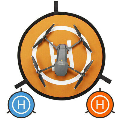55cm Helicopter Landing Pad RC Drone Landing Mat Helipad Unmanned Aerial