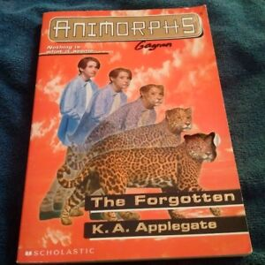 The Forgotten (Animorphs, #11) by K.A. Applegate Paperback