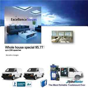ET Excellence Steam three rooms Special $49.77. London Ontario image 5