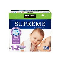 Couches Kirkland Taille 1 (68) / Size 1 Kirkland Diapers