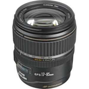 Lentille Canon et viewfinder  Zacuto