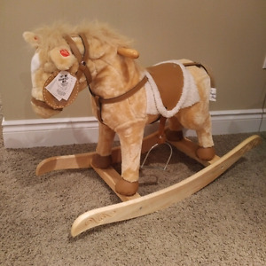 Rocking Play Horse