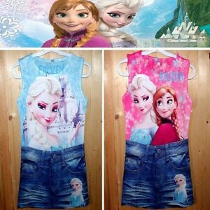 Reine Des Neiges Frozen Elsa, Snow Queen, Robe, Dress,BLEU/ ROSE West Island Greater Montréal image 10