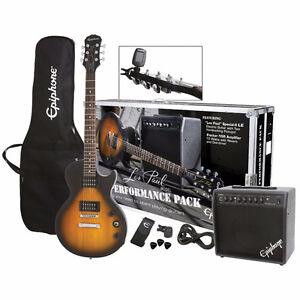 Epiphone Les Paul Special II Performance Pack-New in box