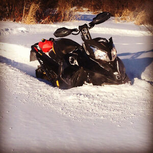 2013 Ski Doo Back Country x
