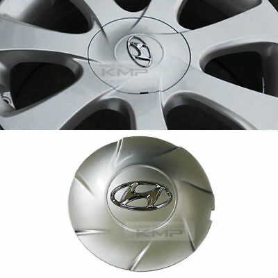 "OEM Genuine 17"" Wheel Center Hub Cap Cover 1Pcs For HYUNDAI 2011-2013 Elantra MD"