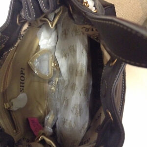 NEW w/tags: Authentic Juicy Couture Velour Daydreamer Bag/Purse London Ontario image 3