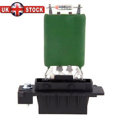 New Heater Motor Fan Blower Resistor Vauxhall Corsa D 2006-2012 & Adam 2012 >