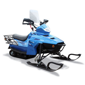 NEW GIO ARCTICA 200cc SLED Snowmobile/Skidoo for Youth on SALE!!