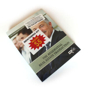 The Residential Real Estate Transaction Book