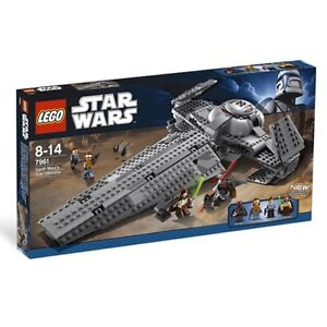 LEGO Star Wars Set #7961 Darth Maul's Sith Infiltrator