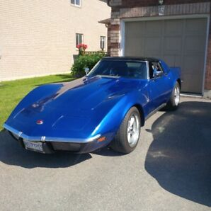 C3 Corvette Stingray Modified