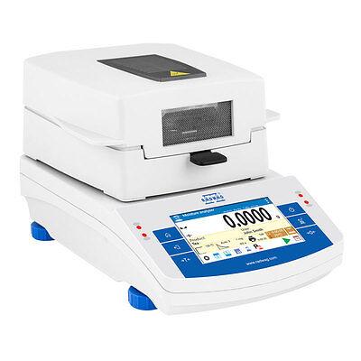 New Radwag Ma 50.x2 Moisture Analyzer Balance 50g X 1mg 2 Yr Warranty
