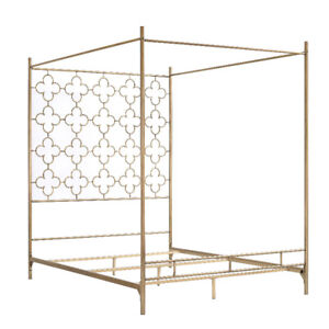 URGENT SALE - Canopy Queen bed $300
