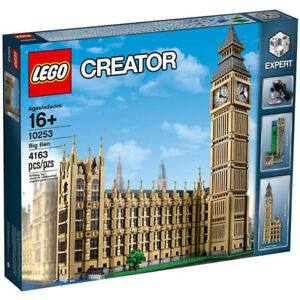 **WANTED LEGO Big Ben 10253 WANTED **