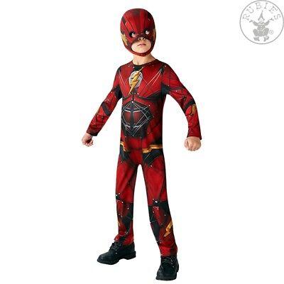 Rubie`s Flash Barry Allen Justice League DC Comic Super Held - Männliche Superhelden Kostüm