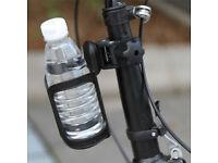 360 Degree Rot Juzanl Cup Holder for Bikes Tools Free Bike Water Bottle Holder
