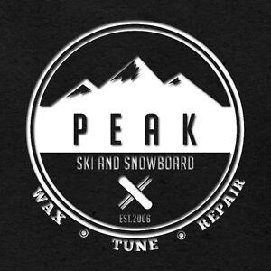 Peak Ski and Snowboard Wax, Tune, Repair