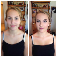 Makeup Artist and Hairstylist at Affordable Rates