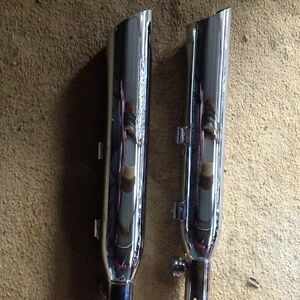 Harley Davidson exhaust Echunga Mount Barker Area Preview