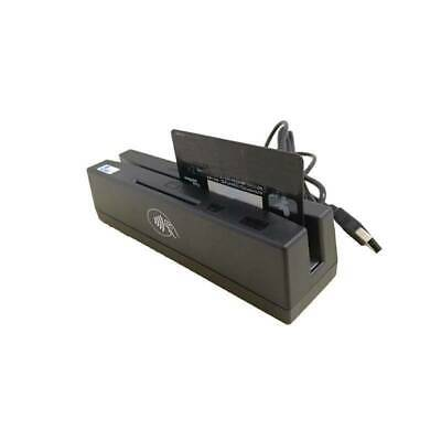 4-in-1 Magnetic Stripe Card Reader Emvic Chiprfidpsam Reader Writer Portable