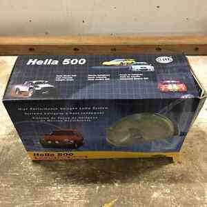 HELLA 500 Halogen Drive Lamps