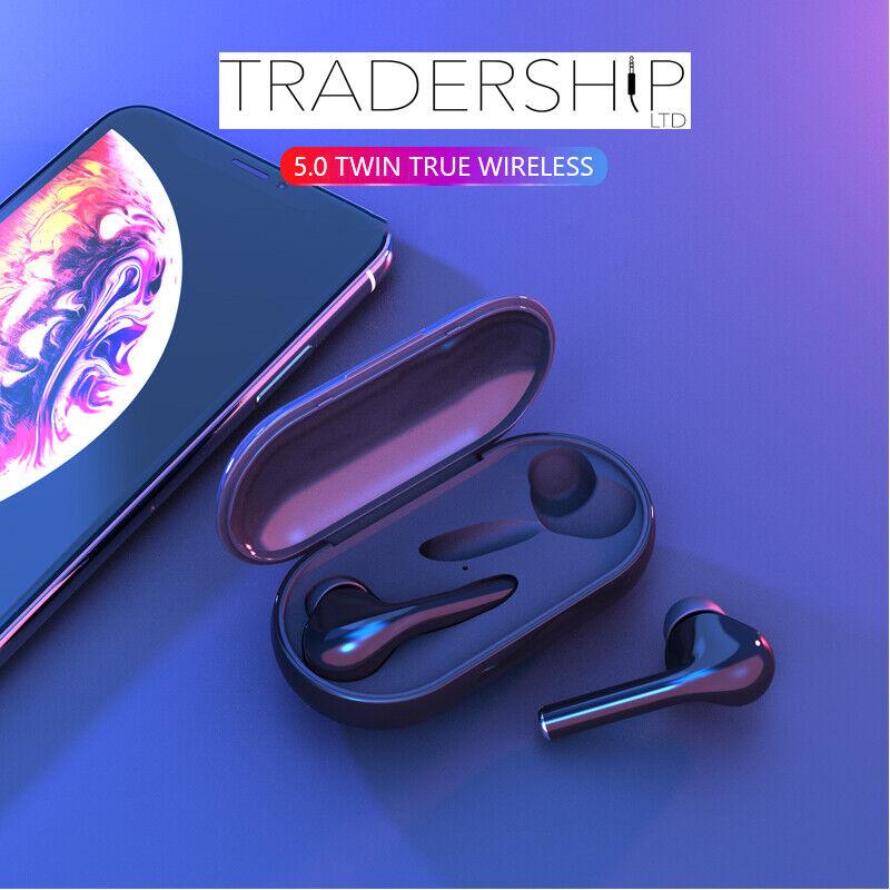 TWS Freebuds True Wireless Bluetooth Headset Earphones Mini Earbuds Headphones