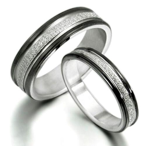 Unisex His Her Black Scrub Matching Couple Wedding Titani...