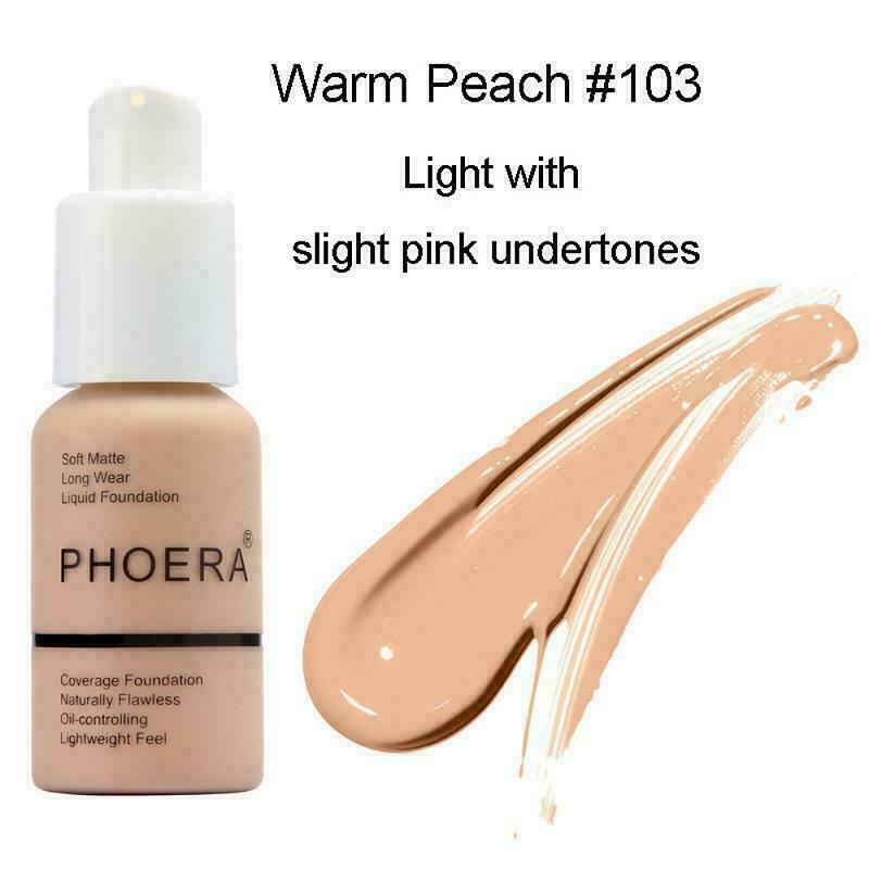 Warm Peach