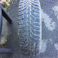 JUST REDUCED - Set of 4 Winter Tires for Sale Just Like New