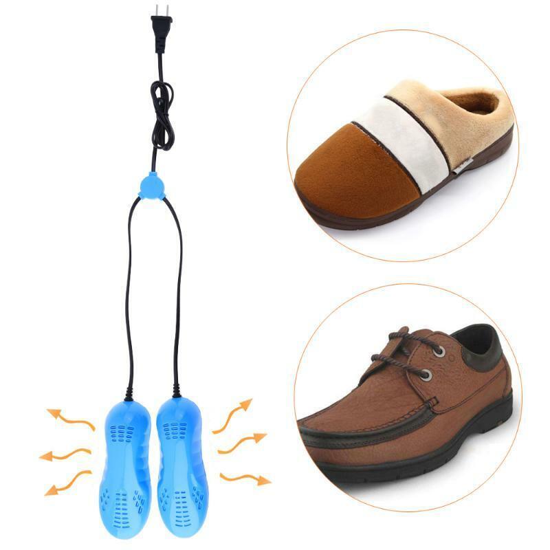 Electric Footwear Dryer Boot Warmer Heater Shoes Dryer Porta