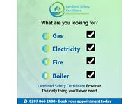 EICR Certificate | Fully Qualified Electrician | Starting at £44.99